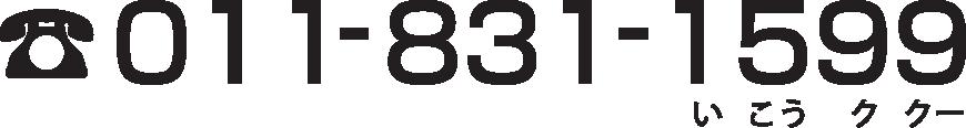 011-831-1599